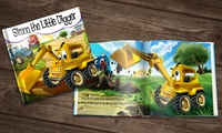 One, Three, Five, or Seven Personalized Hardcover Storybooks from Dinkleboo (Up to 80% Off)