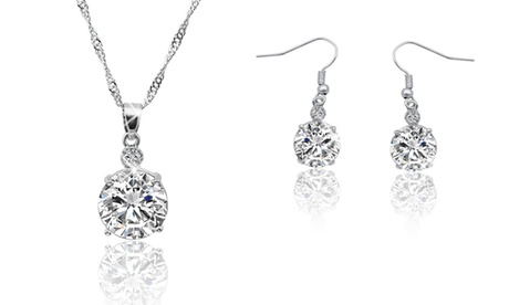 Gioielli Shine Diamond con SWAROVSKI ELEMENTS. Vari pezzi disponibili