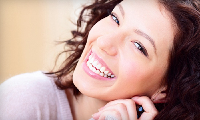 Lakeside Family Dental - Lake Park: Zoom! Teeth Whitening with Option for Take-Home Trays or Dental Checkup at Lakeside Family Dental (Up to 72% Off)