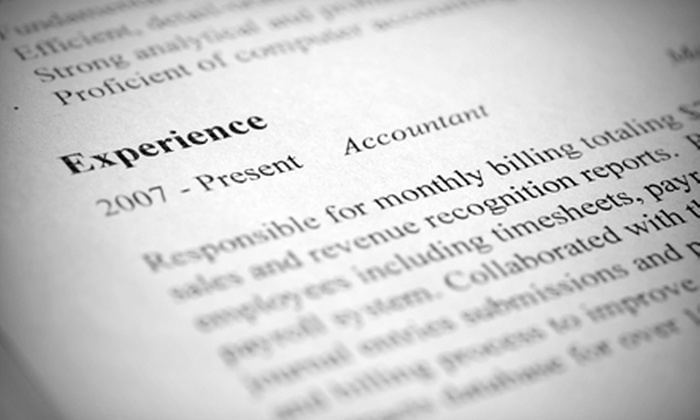 részoomé: $79 for a Professionally Crafted Resumé, Cover Letter, Thank-You Note, and Follow-Up Letter from részoomé ($200 Value)