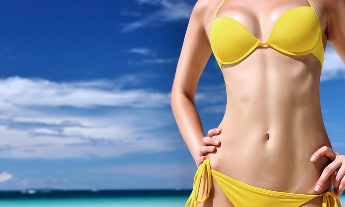 Beauty & Body Tech - Commerce Park East: Three Brazilian or Bikini Waxes at Beauty & Body Tech (Up to 53% Off)