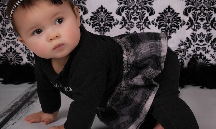 Michelles Photography - Isanti: 60-Minute Studio Photo Shoot with Wardrobe Changes and Digital Images from Michelles Photography (75% Off)