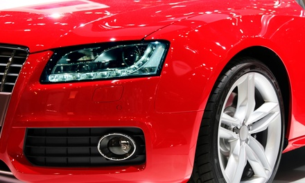 Exterior Wash and Wax or Water-Spot Treatment at Perfect Auto Shine (Up to 53% Off)