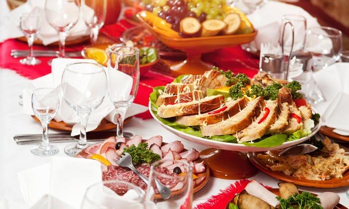 Ramada Inn - GiGi's Restaurant - Ramada Inn / GiGi's Restaurant: Sunday Champagne Brunch for Two or Four at GiGi's Restaurant (Up to 50% Off)