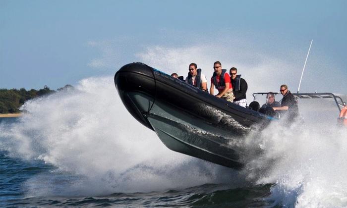 High Speed Solent Rib Ride Seadogz Groupon