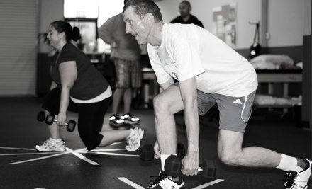One or Three-Month Gym Membership or Five Fitness Classes at Function Factory (Up to 81% Off)
