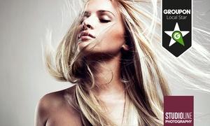 Studioline: 90 Minuten Fotoshooting inklusive Make-up, Bild als Ausdruck und auf CD bei STUDIOLINE PHOTOGRAPHY (bis zu 75% sparen*)