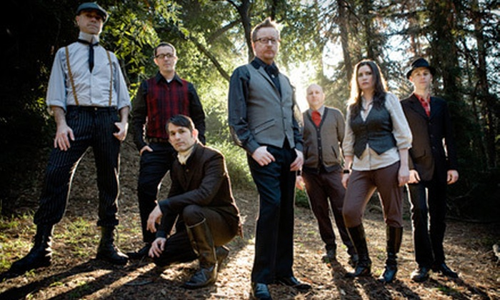 Flogging Molly  - Arbor Hill: $20 to See Flogging Molly at The Palace Theatre on June 16 at 8 p.m. (Up to $40.30 Value)