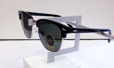 Ray-Ban Sunglasses at FY Eye Optometry (Up to 48% Off). Five Options Available.