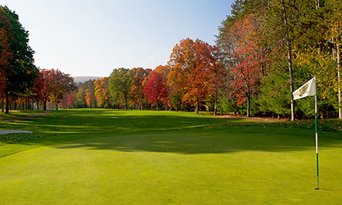 Bowling Green Golf Club - Hillcrest: 18-Hole Round for Two or Four Plus Cart Rental at Bowling Green Golf Club (Up to 52% Off). Three Options Available.