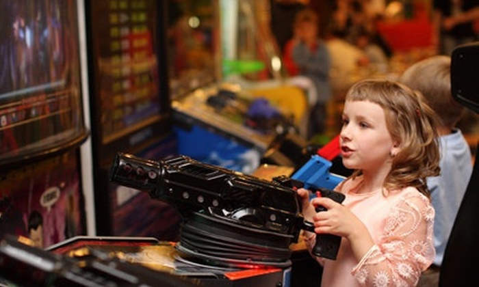 Goofballs Family Fun Center - Franklin: $10.50 for a Fun Pass for Bumper Cars, Laser Frenzy, Bowling, and Arcade at Goofballs Family Fun Center ($21 Value)