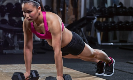 Four Weeks of Unlimited Boot-Camp Classes at CrossFit Lifted (65% Off)