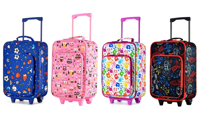 Olympia Kids' Carry-on Luggage | Groupon Goods