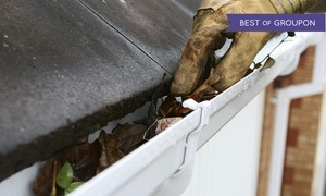 Home Service Corner.com: Gutter Cleaning for a One-, Two-, or Three-Story House fromHome Service Corner.com (Up to 50%Off)