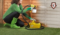 650W Paint Sprayer with Optional Spare 800ml Tank With Free Delivery