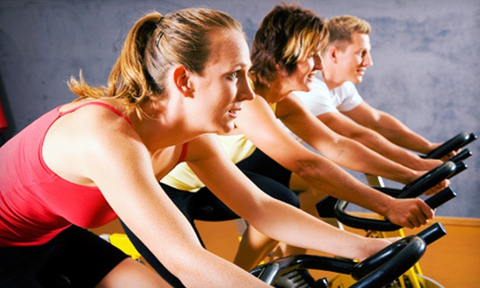 Mid American Fitness - Farmington: 10 Spin Classes or 5 Spin and 5 Pilates Reformer Classes at Mid American Fitness in Farmington Hills (Up to 80% Off)