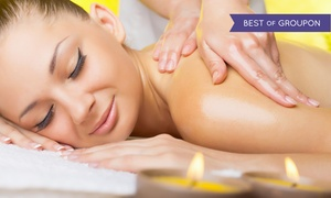 Balance Spa in the Franklin at Independence Park: Massage, Facial, or Both at Balance Spa in the Franklin at Independence Park (Up to 60% Off)