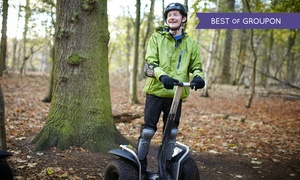 Segway Events: Segway Thrill Experience For One or Two With Optional Photograph Print with Segway Events (Up to 57% Off)