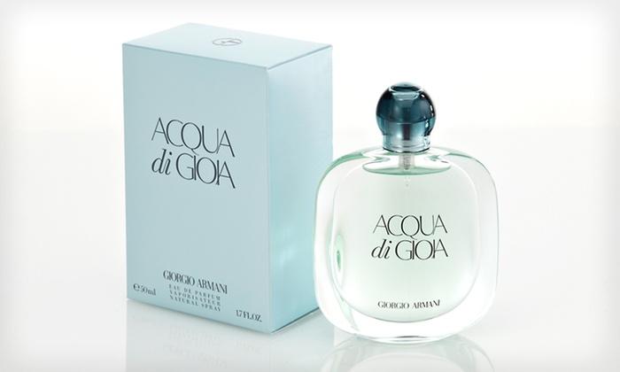 Acqua Di Gioia by Giorgio Armani: $41 for Acqua Di Gioia Eau de Parfum for Women by Giorgio Armani ($62 List Price). Free Shipping.
