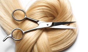 Hair By Miranda: Haircut and Conditioning with Optional Color or Highlights with Hair By Miranda (Up to 62% Off)