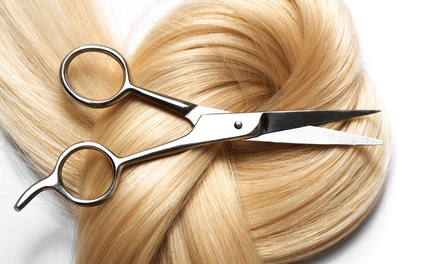 Hair Services from Jessica Maloney at Castillian Salon (Up to 61% Off). Three Options Available.