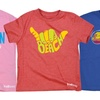 Toddlers' Tropical T-Shirts