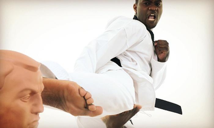 Martial Arts USA - Brooklyn: 5 or 10 Martial Arts and Yoga Classes at Martial Arts USA (Up to 86% Off)