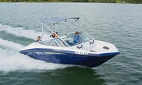 One- or Three Hour Jet Boat Ride with Al-Sarook Jet Ski Rental (Up to 86% Off)