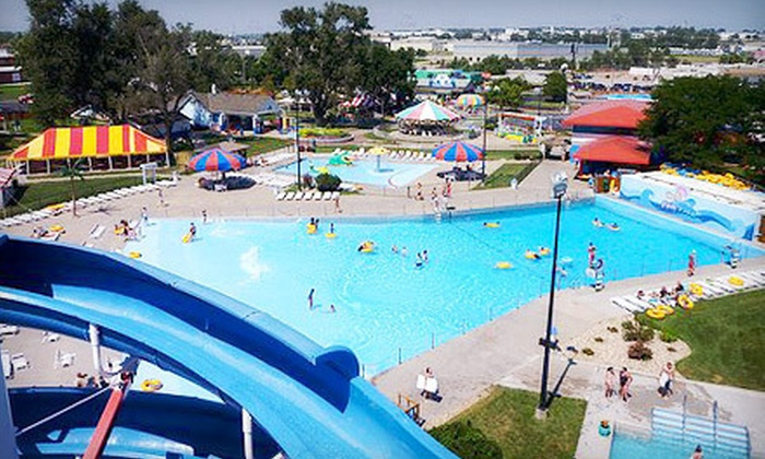 Fun-Plex - Omaha: Unlimited-Access Visit for Two or Four at Fun-Plex on September 1 or September 3 (Up to 51% Off)