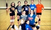 Dynamic Impact Volleyball Club - Roselle: $59 for a Four-Day Girls' Volleyball Camp at Roselle Park District from Dynamic Impact Volleyball Club ($150 Value)