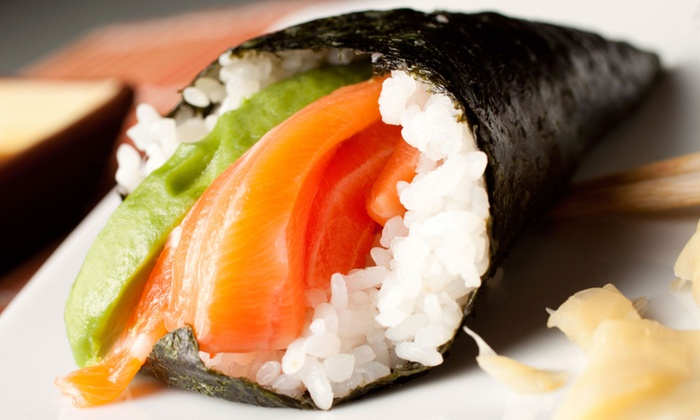 Benja - North Naples: Japanese, Thai cuisine, and sushi at Benja (Up to 50% Off). Two Options Available.