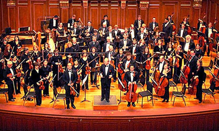 """Two Musical Fables & A Masterpiece"" - Fenway - Kenmore - Audubon Circle - Longwood: Boston Civic Symphony's ""Two Musical Fables & a Masterpiece"" for One or Two at Jordan Hall on March 3 (Up to 61% Off)"