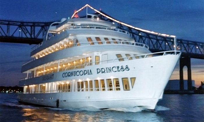 Cornucopia Cruise Line - Multiple Locations: Halloween Dinner Cruise for Two from Cornucopia Cruise Line (Up to 45% Off)