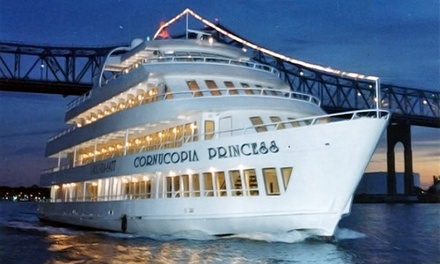 Halloween Dinner Cruise for Two from Cornucopia Cruise Line (Up to 45% Off)