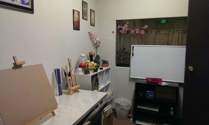 Amy Art Studio - Alhambra: $80 for $160 Worth of Arts and Crafts Supplies — AMY ART STUDIO