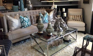 J. Michael Scott Interiors: $75 for a Two-Hour Interior Design Consultation and Redecorating ($250 Value)
