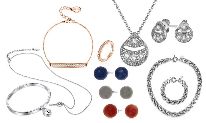 7c53525d8 Mestige Jewellery Set | Groupon