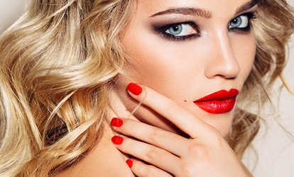 Gel Polish on Fingers or Toes or Both at Ultim8 Beauty (Up to 58% Off)