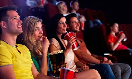 Entrada de cine por 5 € en los Cinesa de toda España