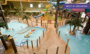 Maui Sands Resort & Indoor Waterpark: One-Day Visit for One, Two, or Four to Maui Sands Resort & Indoor Waterpark (Up to 69% Off)