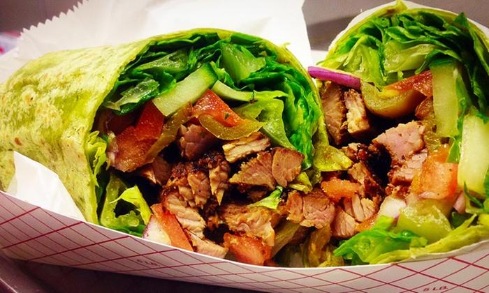 The Original Just Turkey Restaurant - Evanston - Evanston: Turkey Burgers, Turkey Tacos, Turkey Wraps and More at The Original Just Turkey Restaurant - Evanston (50% Off)