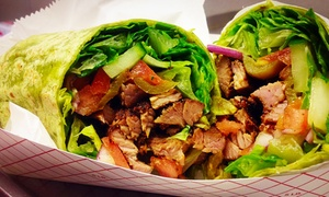 The Original Just Turkey Restaurant - Evanston: Turkey Burgers, Turkey Tacos, Turkey Wraps and More at The Original Just Turkey Restaurant - Evanston (50% Off)