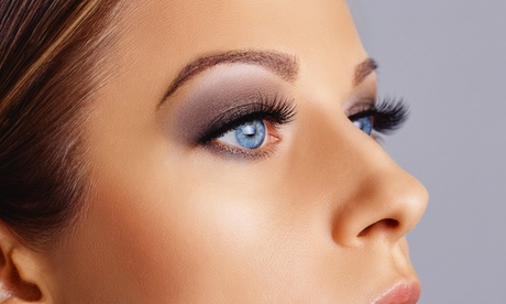 Up to 61% Off on Eyelash Extensions at The Beauty Bar Hair & Lash Studio