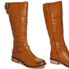 Bucco Rosemary Knee-High Boots (Size 6.5)