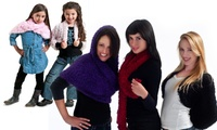 צעיף הקסם לנשים ולילדות