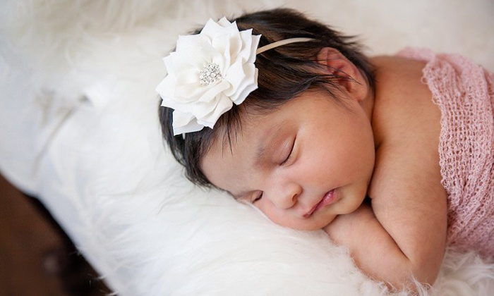 Clothier Imagery - Dallas: $150 for 90-Minute Newborn Photo-Shoot Package from Clothier Imagery ($640 Off)