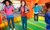 Pump it Up - Oakland Waterfront: 5 or 10 Open Play Passes at Pump it Up (Up to 51% Off)