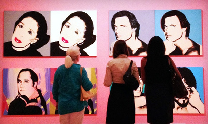 Virginia Museum of Contemporary Art - Hampton Roads: Andy Warhol Exhibit Package for Two or Four at Virginia Museum of Contemporary Art in Virginia Beach (Up to 51% Off)