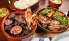 EatRocks - Marseille: Menu avec entrée, plat et desserts au choix pour 2 personnes à 50 € au restaurant EatRocks