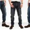 Red Snap Men's Slim-Fit Denim Jeans